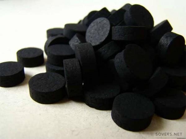 похудеть с помощью угля отзывы